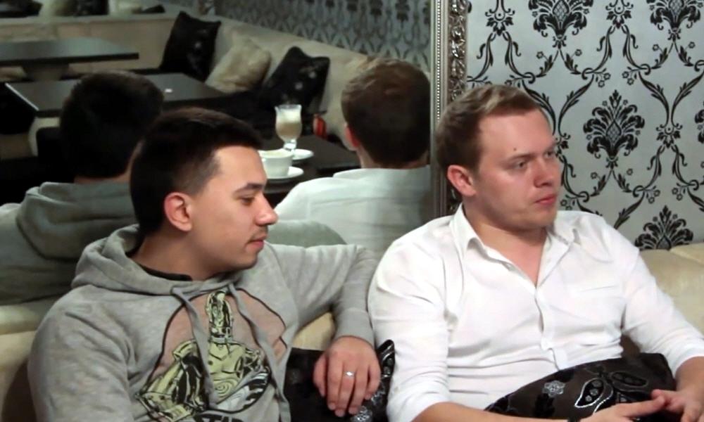 Евгений Пан и Кирилл Параваев в программе Тайны Брендов