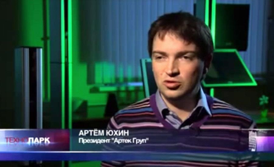 Артём Юхин - председатель совета директоров компании Artec Group