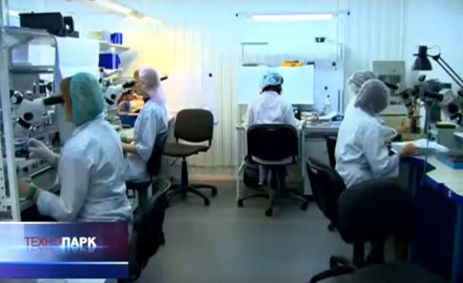 Разработки в области СВЧ-электроники