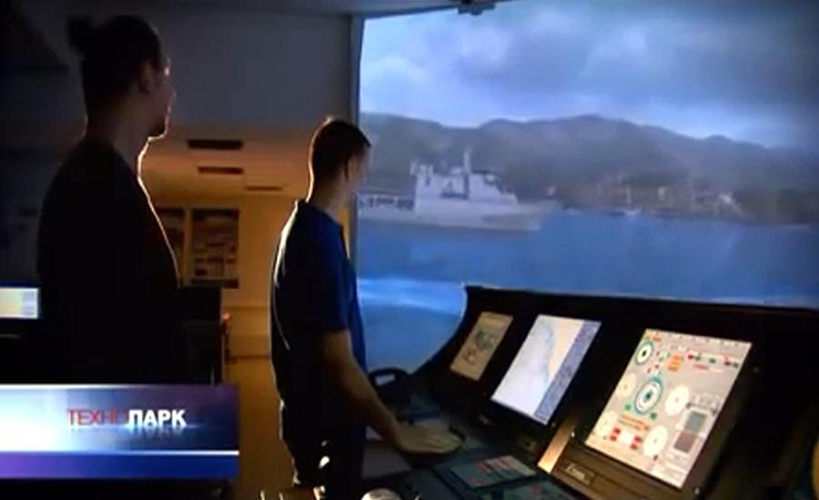 Навигационные системы на судах и самолётах
