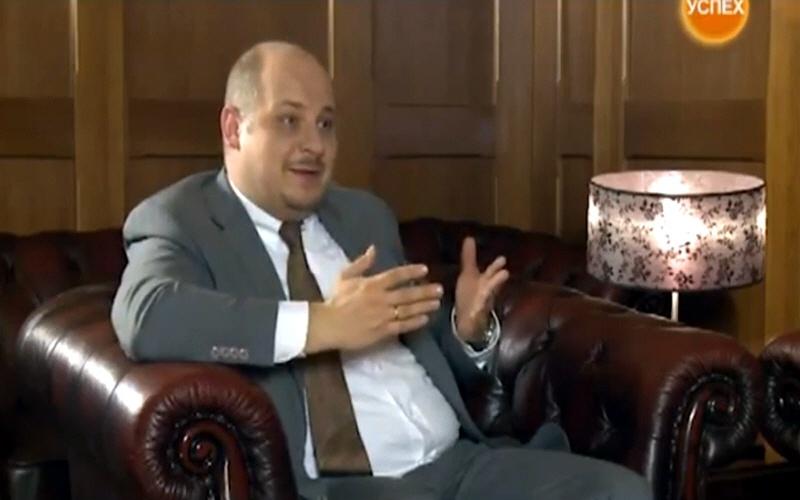 Владимир Рябинников - основатель и руководитель группы компаний Рябинников & Партнёры