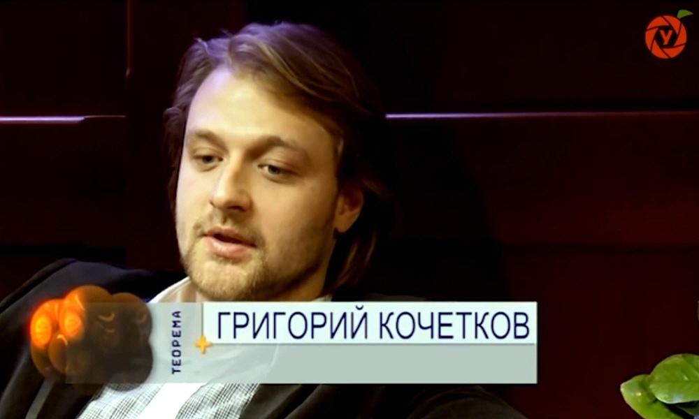 Григорий Кочетков - совладелец кафе-кондитерской Бон Тарт