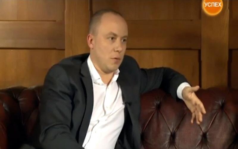 Дмитрий Шашкин - совладелец и генеральный директор интернет-гипермаркета Mallstreet
