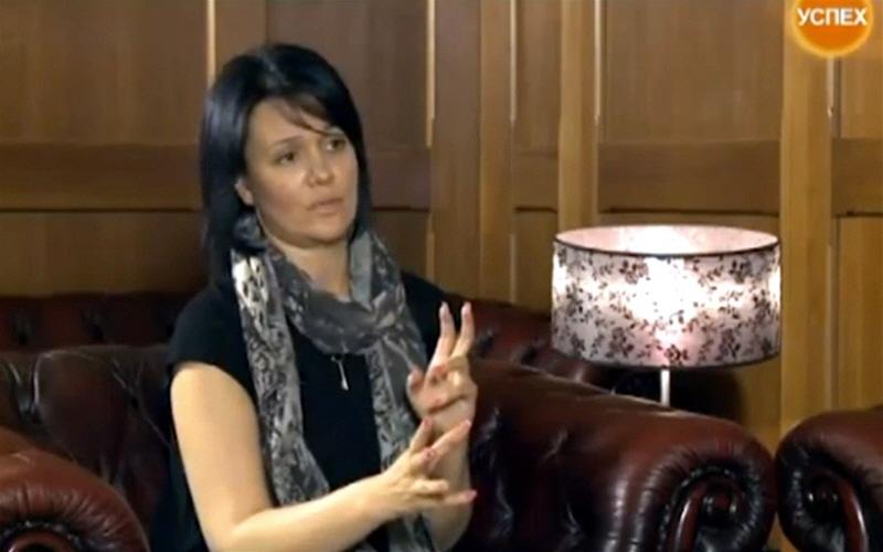 Кристина Белавич - основатель проекта Talk Club