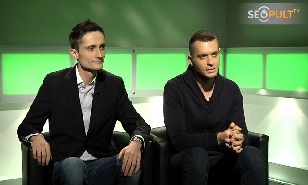 Пётр Аброськин и Александр Ярощук в передаче Точка Зрения