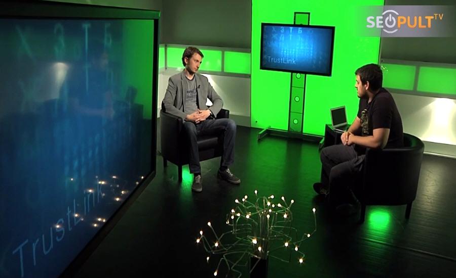 Дмитрий Семёнов в передаче Точка Зрения