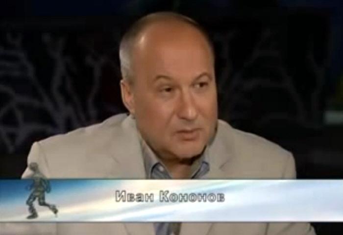 Иван Кононов Ведущий программы Третье дыхание