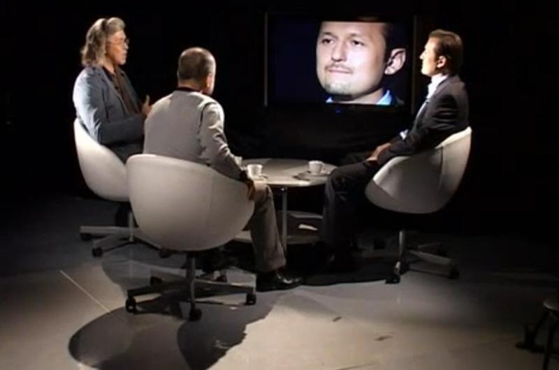 Михаил Кусов в программе Третье дыхание