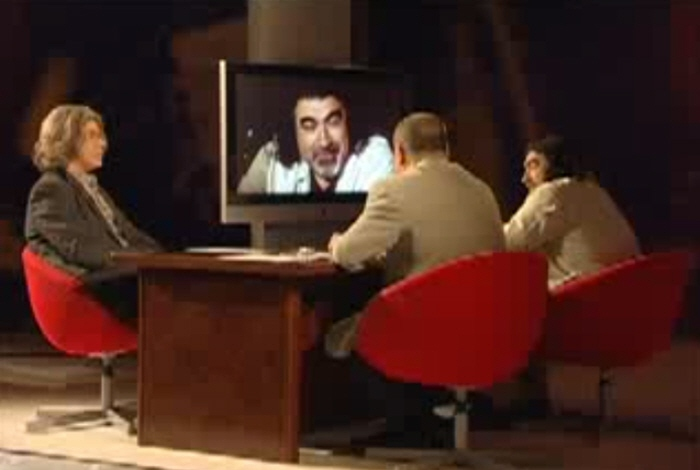 Омари Калаев в программе Третье дыхание