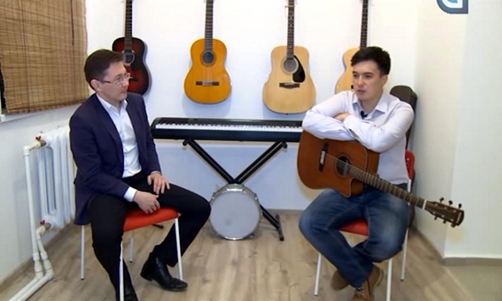 Владимир Суранов в передаче Ты - предприниматель