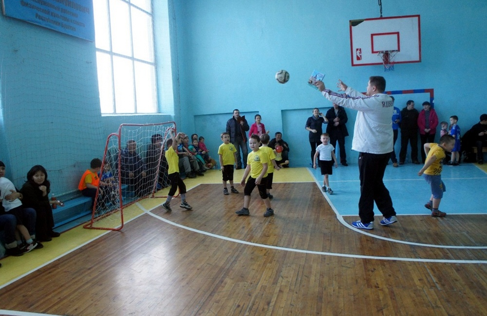 Как открыть детский футбольный клуб