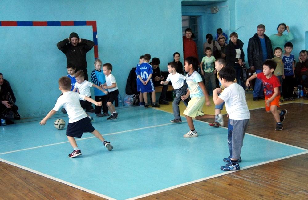Открытие детского спортивного образовательного клуба