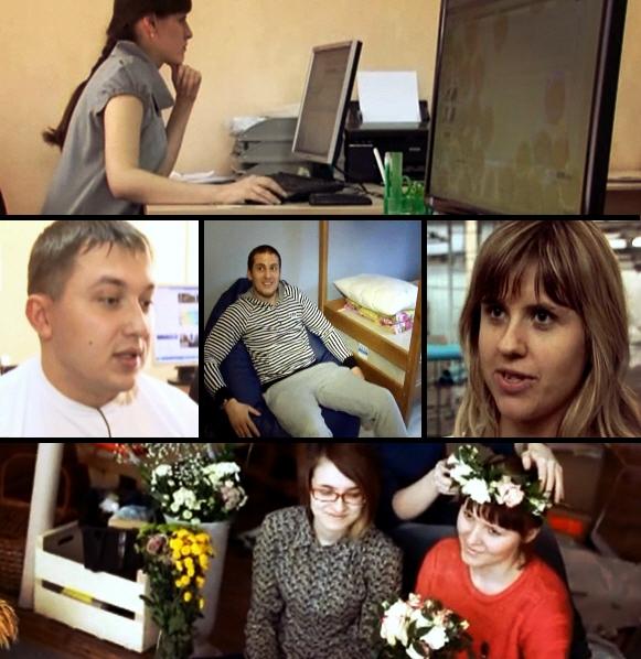 Рубрика Удачные стартапы программы Новый день на телеканале Катунь 24