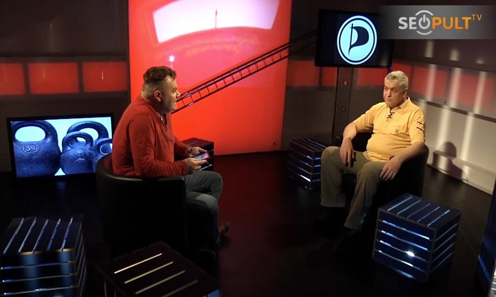 Владимир Чижевский в программе Удельный вес