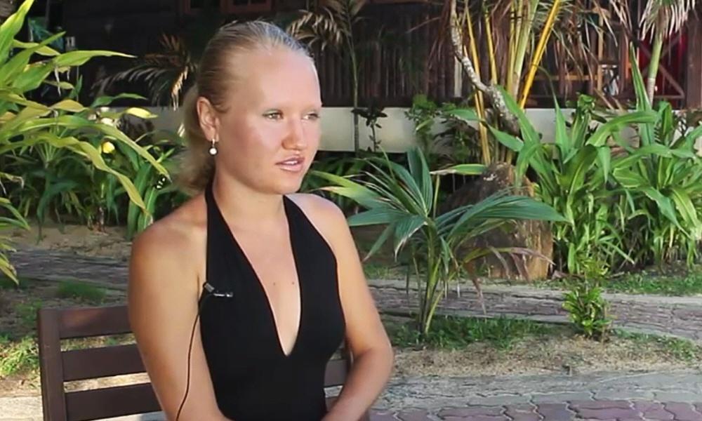Кира Штафун - инфо-предпринимательница, эксперт по сыроедению и здоровому образу жизни