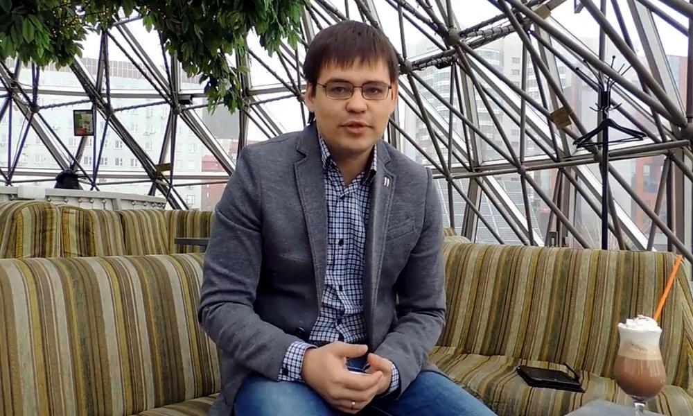 Артём Васюкович - ведущий передачи Улётная Жизнь