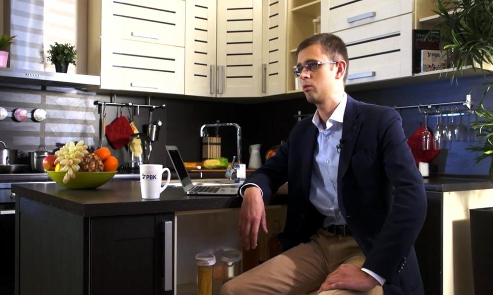 Александр Иванов в программе Venture Kitchen