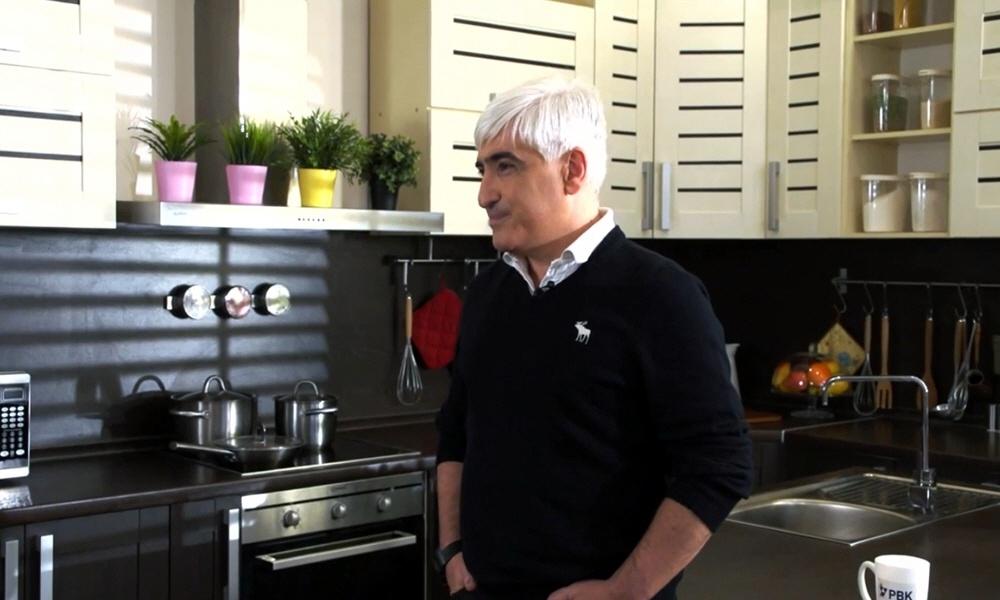 Александр Туркот в программе Venture Kitchen