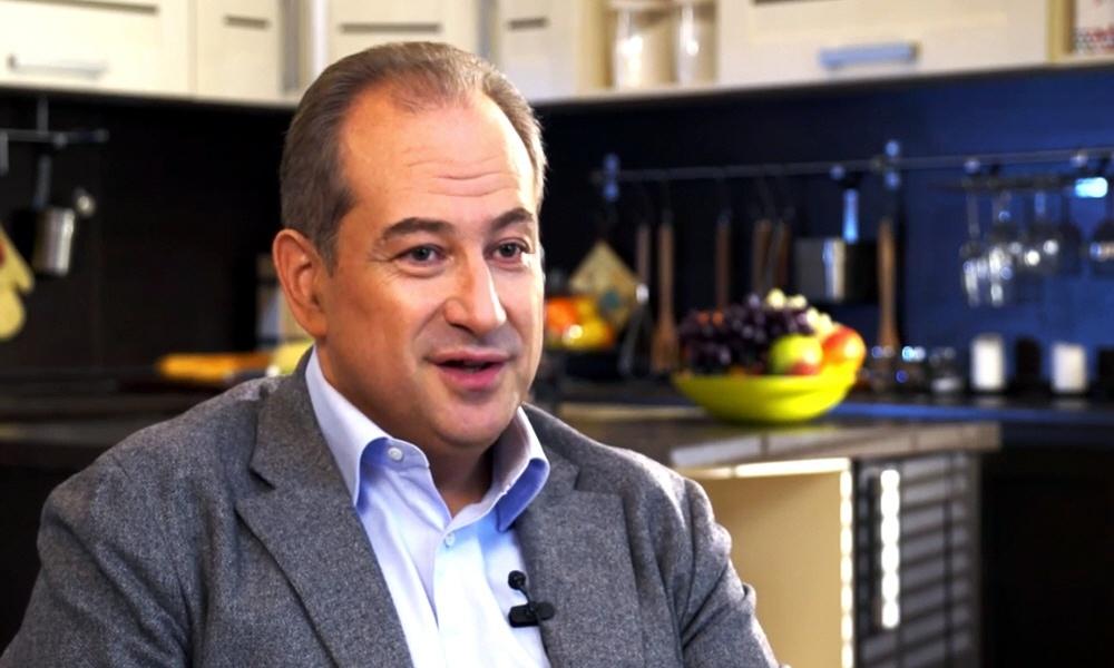 Герман Каплун в программе Venture Kitchen