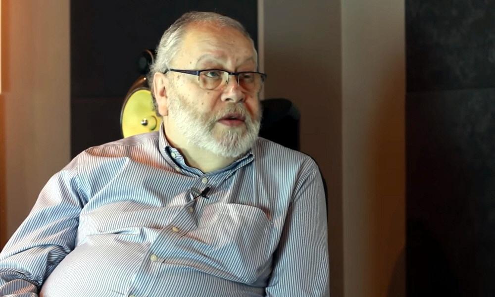 Александр Киврицкий - владелец магазина по продаже элитной аудио и видео техники Hi Fi Centre