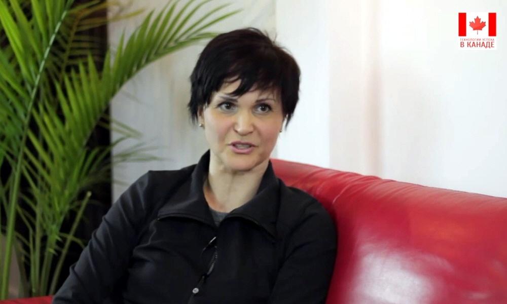 Алла Кривчун - основательница клуба художественной гимнастики Planet Rhythmics