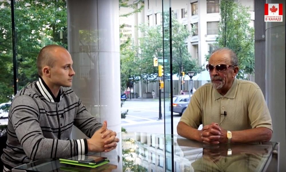 Анатолий Межерицкий в программе Технологии Успеха в Канаде