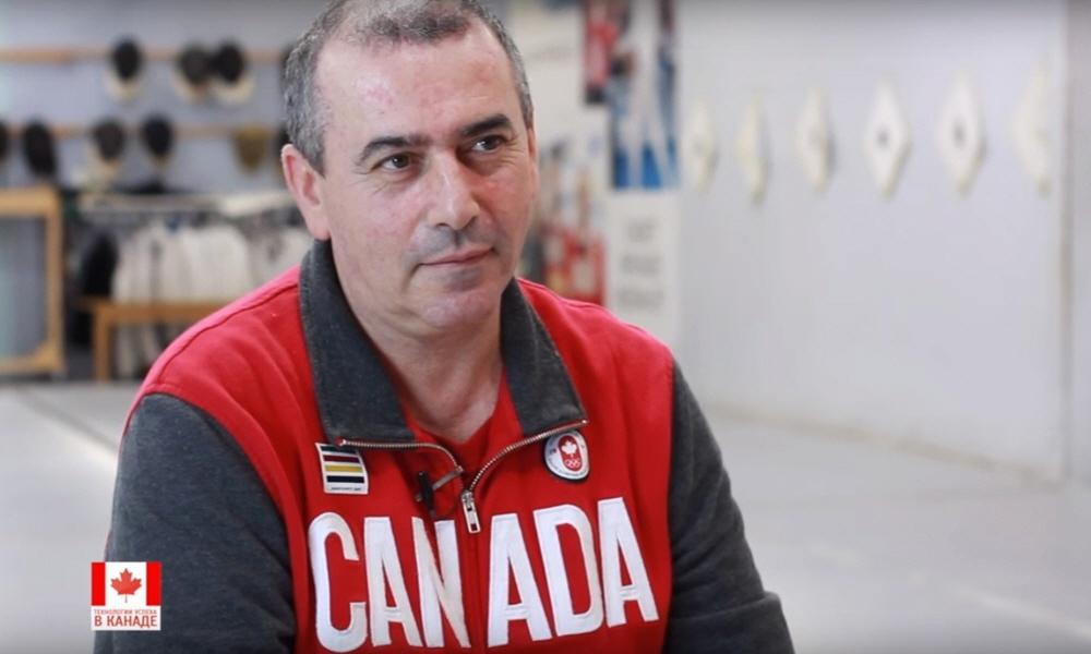 Виктор Ганцевич в программе Технологии Успеха в Канаде