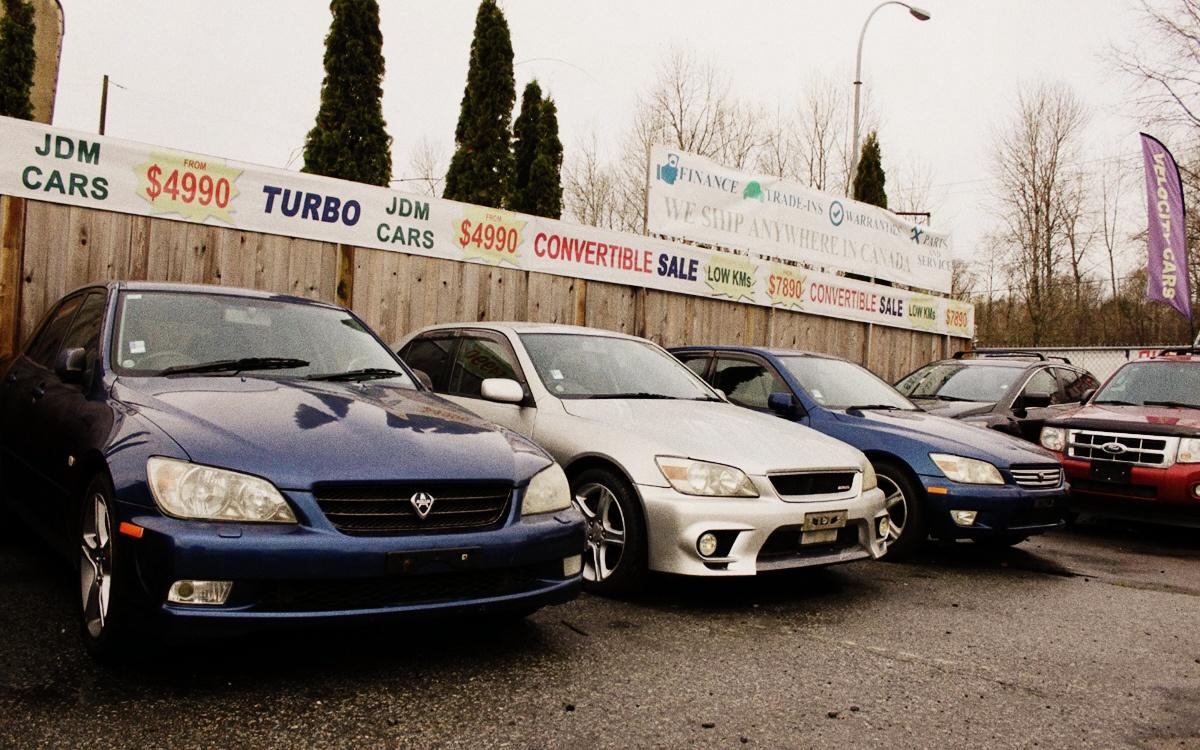 Высокое регулирование автомобильной индустрии