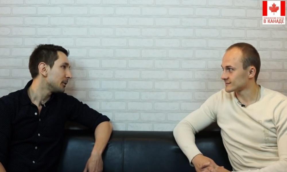 Игорь Фалецкий в программе Технологии Успеха в Канаде