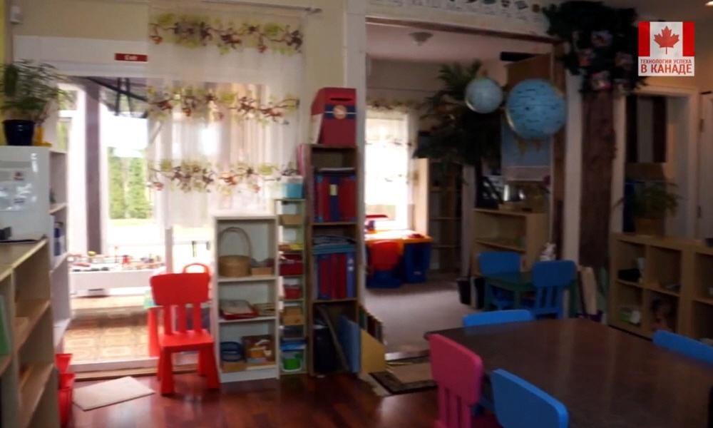 Организация детского сада