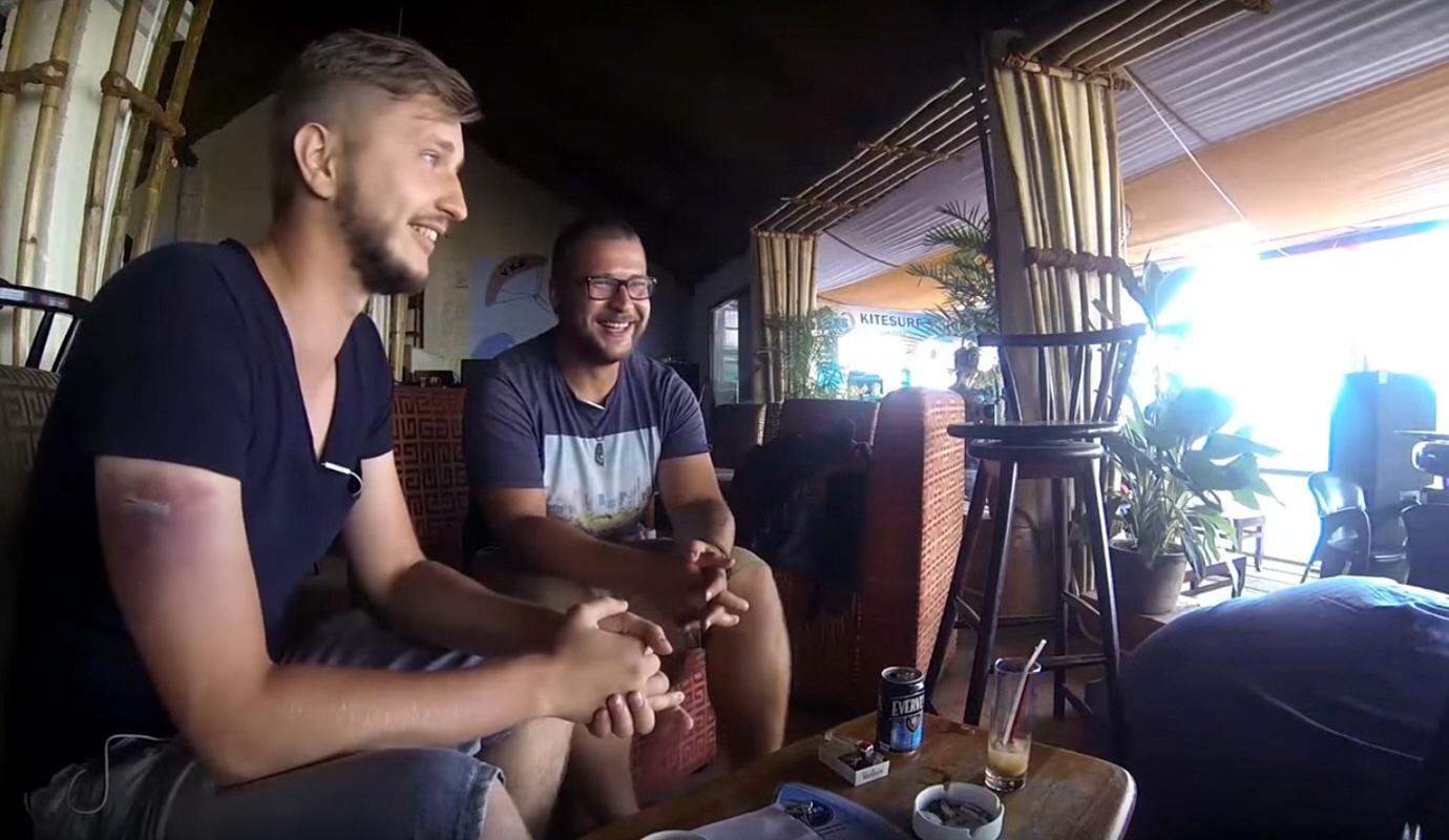 Константин Науменко в цикле интервью WWWEB