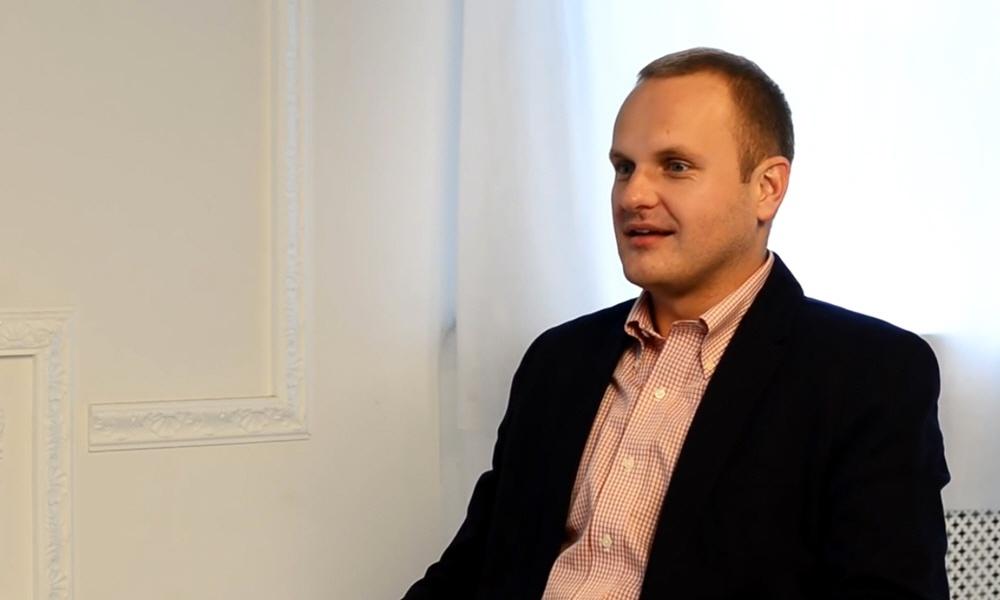 Андрей Бурлуцкий - руководитель группы продвижения Windows в компании Microsoft