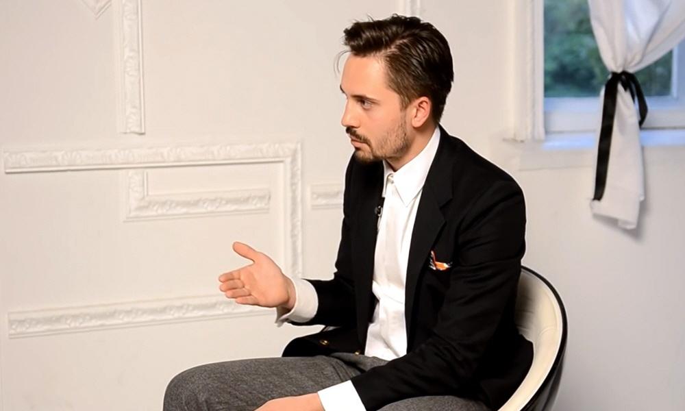 Олег Перегинец - основатель компании Kiev Standard