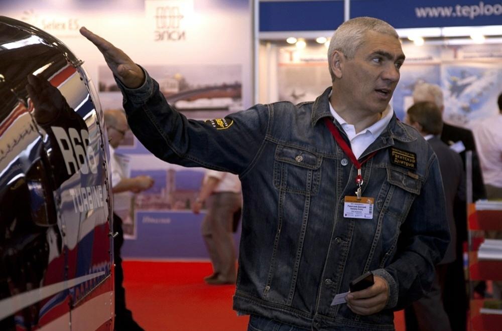 Авиационный Бизнес Дмитрия Ракитского