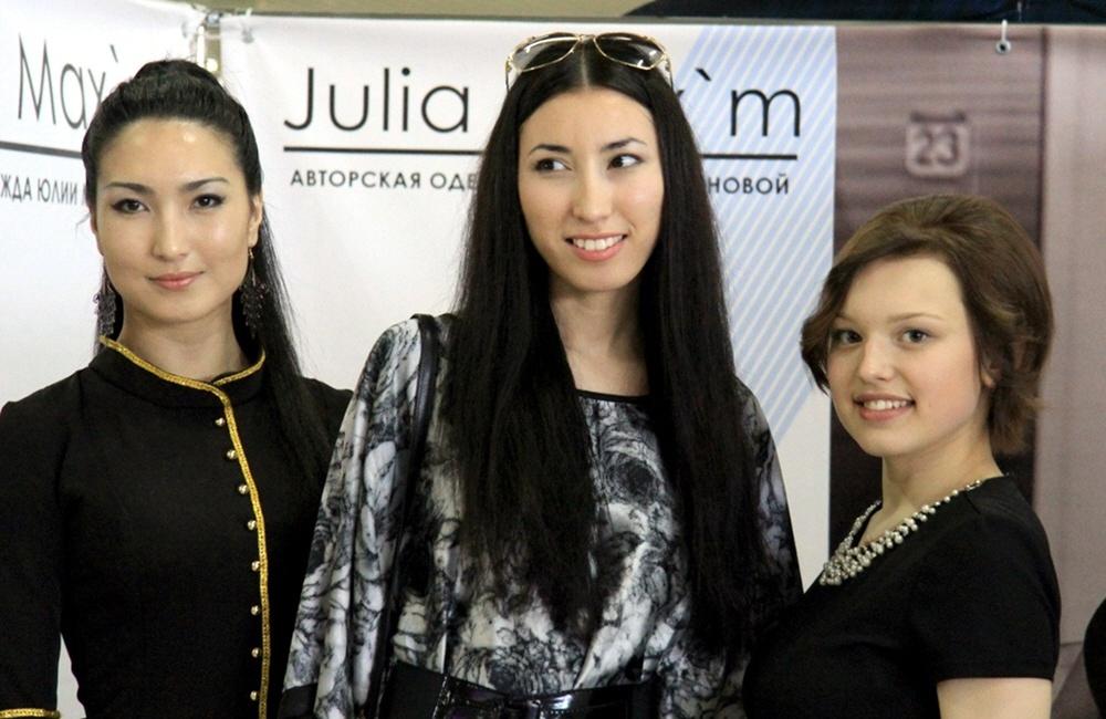 Авторская одежда Юлии Молчановой