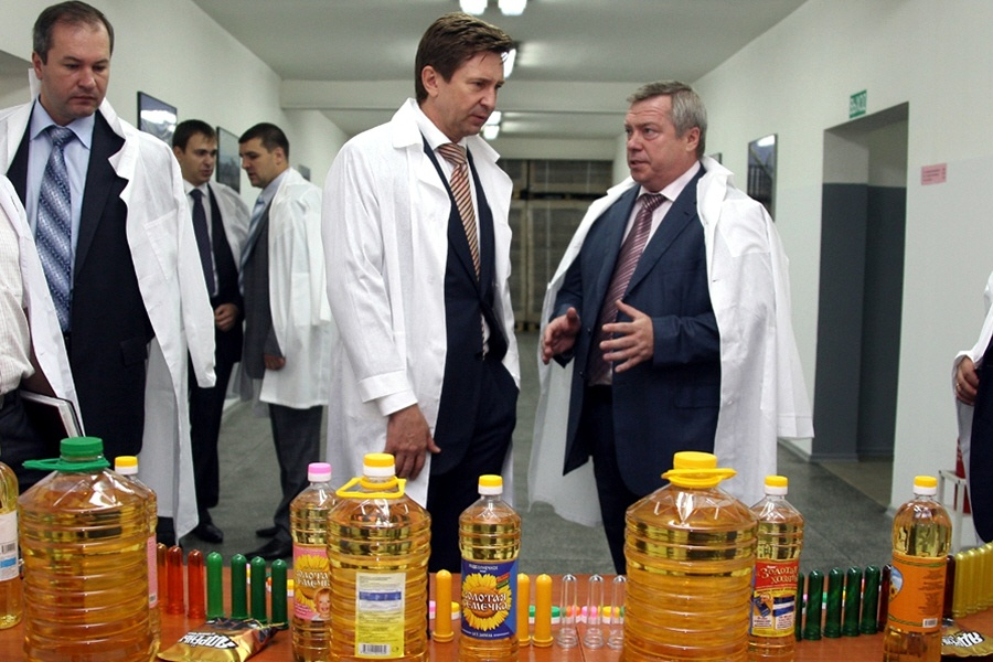 Агропромышленный Бизнес Сергея Кислова