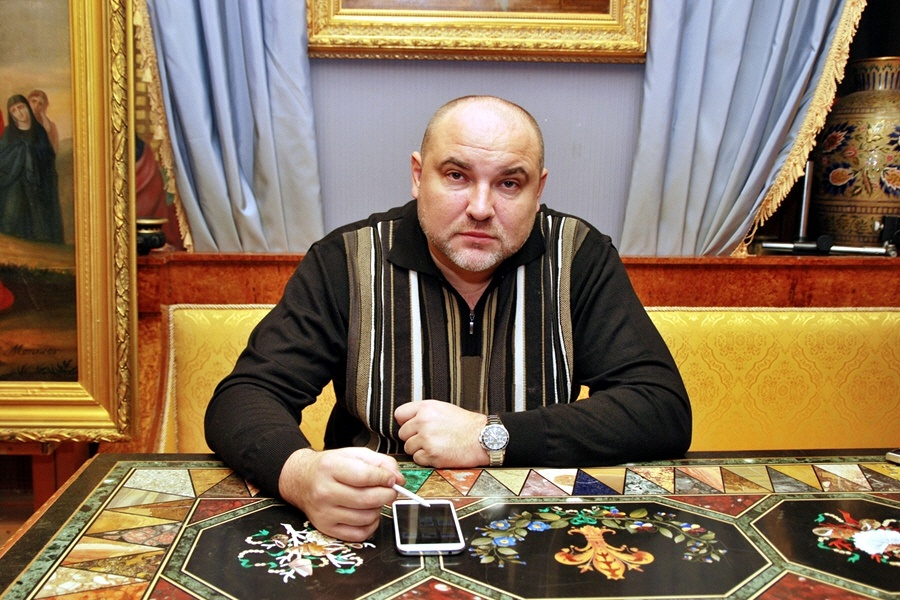 Антикварный Бизнес Фёдора Зернецкого
