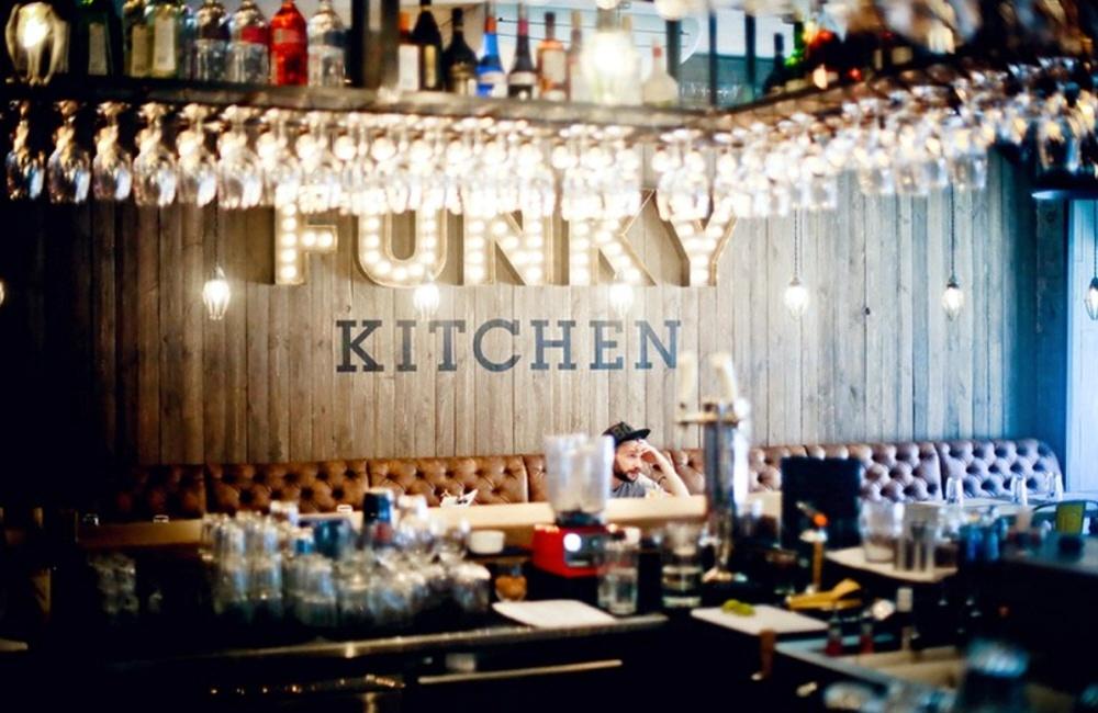 Бар Funky Kitchen