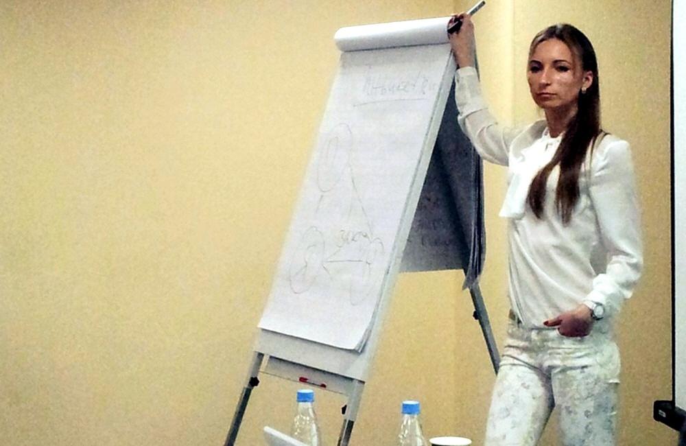 Бизнес-леди Евгения Белова