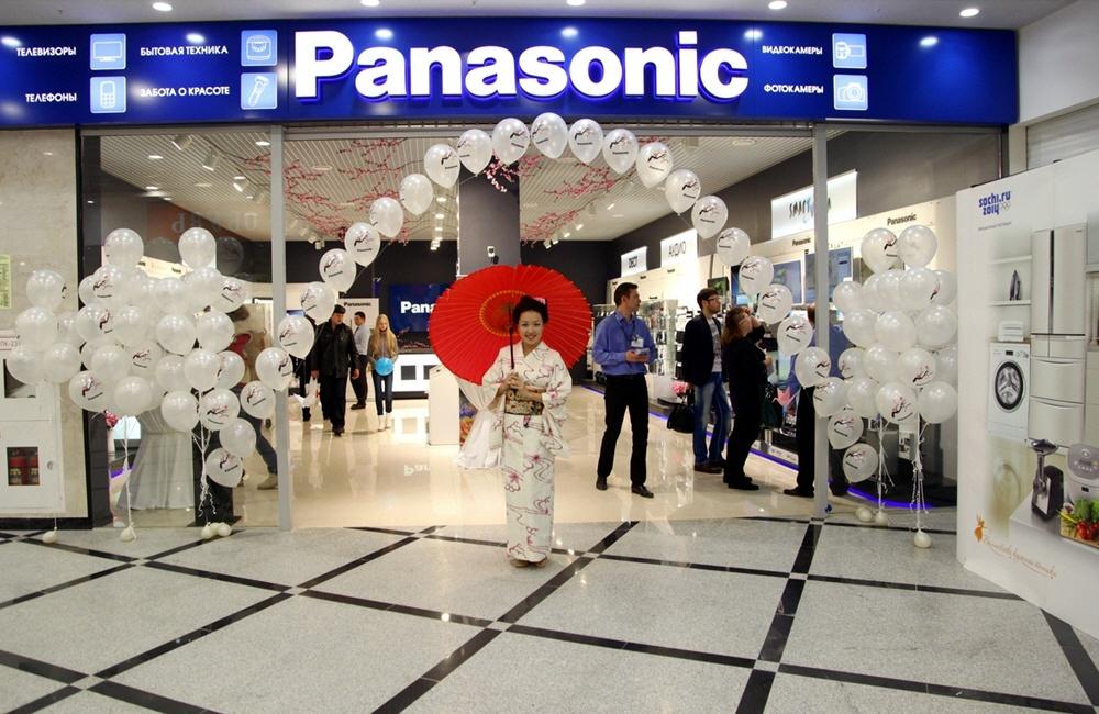 Бизнес компании Panasonic Rus