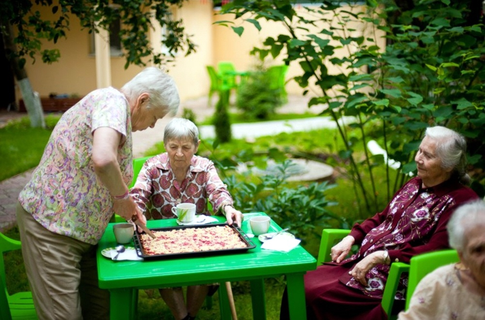 Бизнес компании Senior Group