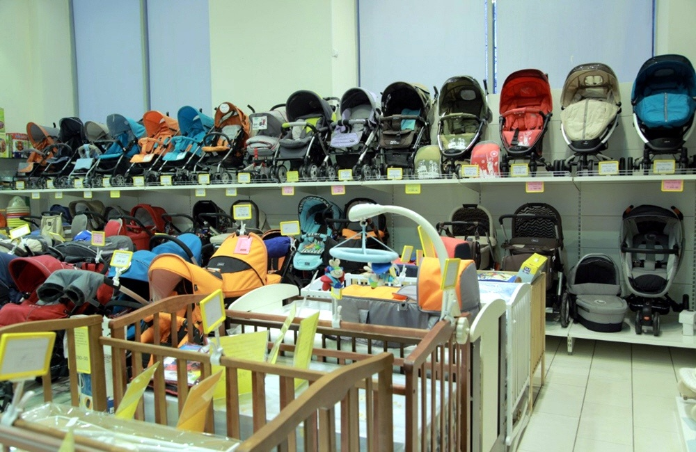 Бизнес на детских товарах