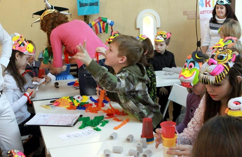 Бизнес на детском лагере