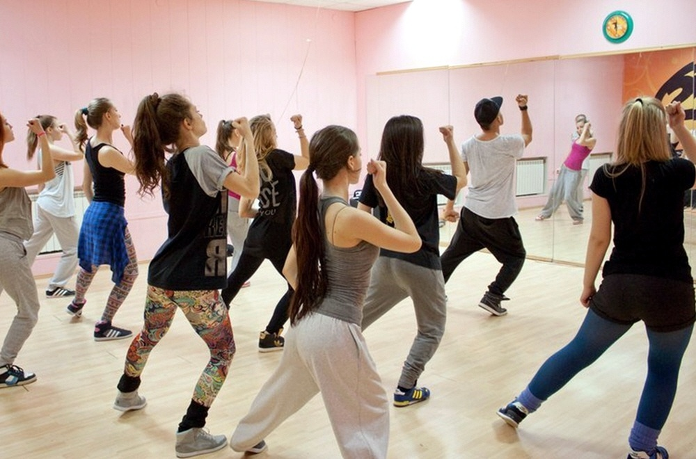 Бизнес на обучении танцам