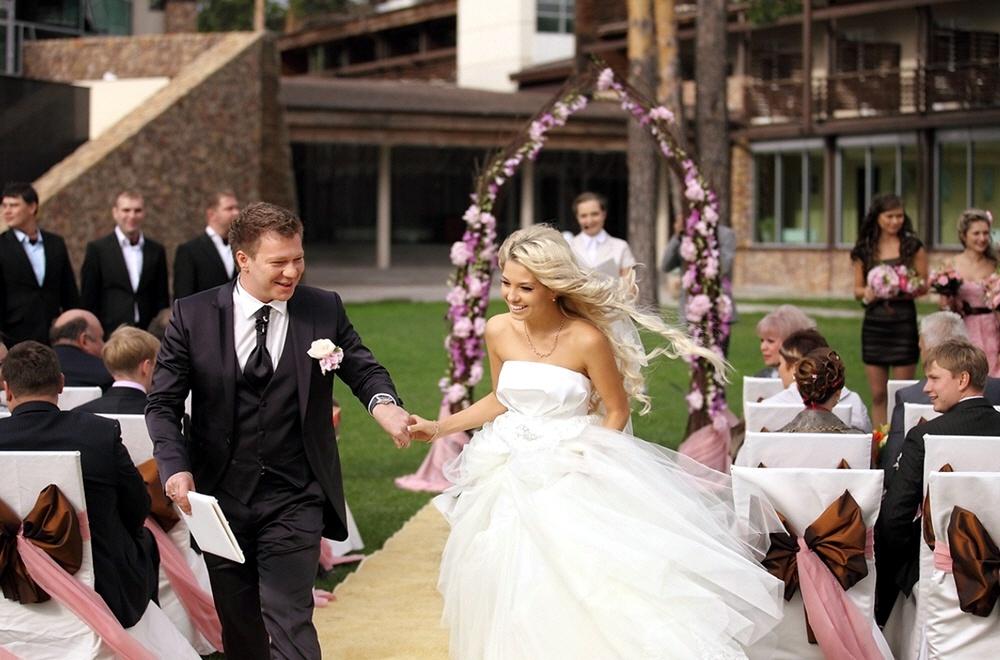 Бизнес на организации красивых свадеб