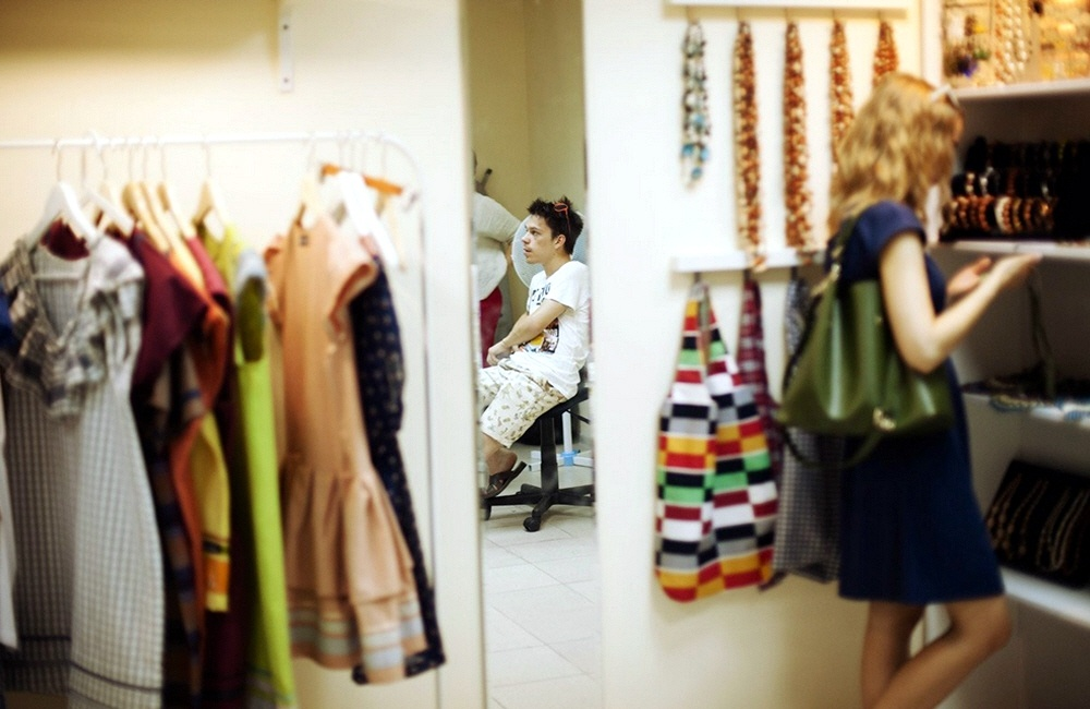 Бизнес на платьях