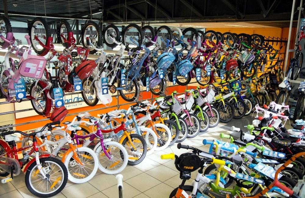 Бизнес на продаже велосипедов