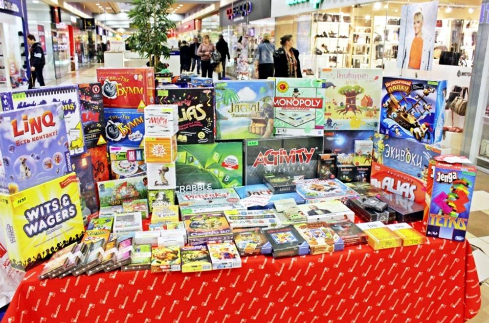 Бизнес на продаже настольных игр