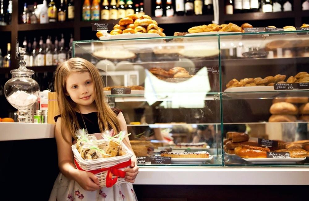 Бизнес на сладостях