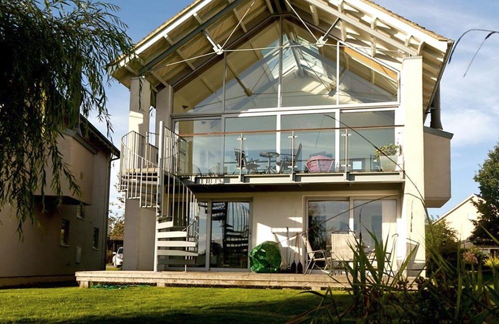Бизнес на строительстве экологических домов